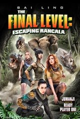 The Final Level: Escaping Rancala Large Poster