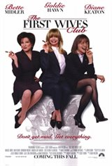 The First Wives Club Movie Poster