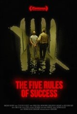 The Five Rules of Success Movie Poster