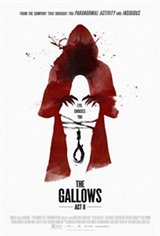 The Gallows Act II Large Poster