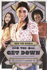 The Get Down (Netflix) Movie Poster