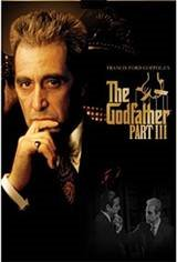 The Godfather: Part III Movie Poster