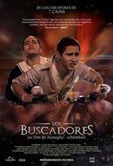 The Gold Seekers (Los Buscadores) Large Poster