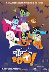 The Great Big Boo! Movie Poster