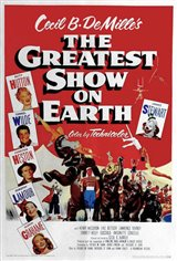 The Greatest Show on Earth Movie Poster