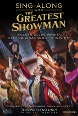 The Greatest Showman Sing-A-Long Movie Poster