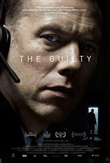 The Guilty Movie Poster