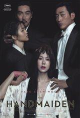 The Handmaiden Movie Poster