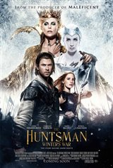 The Huntsman: Winter's War Movie Poster