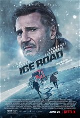 The Ice Road Movie Poster