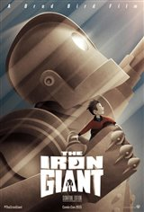 The Iron Giant: Signature Edition Movie Poster