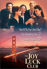 The Joy Luck Club Movie Poster