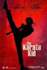 The Karate Kid Movie Poster