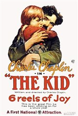 The Kid (1921) Movie Poster