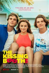 The Kissing Booth 3 (Netflix) Movie Poster