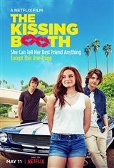 The Kissing Booth (Netflix) Movie Poster