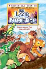 The Land Before Time Movie Poster