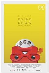The Last Porno Show Movie Poster
