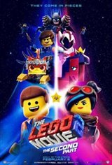 The Lego Movie 2: The Second Part Early Access Screening Large Poster