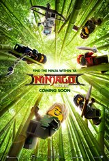The LEGO NINJAGO Movie Movie Poster