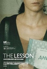 The Lesson Movie Poster