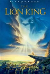 The Lion King Movie Poster