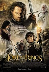 The Lord of the Rings: The Return of the King - Extended Edition Movie Poster