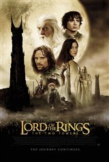 The Lord of the Rings: The Two Towers - 4K Remaster Movie Poster