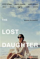 The Lost Daughter (Netflix) Movie Poster
