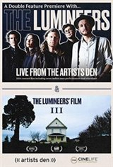 The Lumineers: Live From The Artists Den Cinema Series Movie Poster