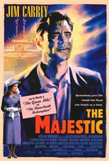 The Majestic Movie Poster
