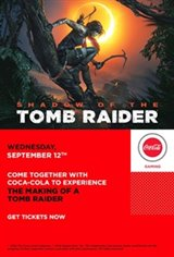 The Making of a Tomb Raider presented by Coca-Cola Movie Poster