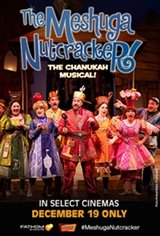 The MeshugaNutcracker! Movie Poster