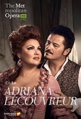 The Metropolitan Opera: Adriana Lecouvreur ENCORE Movie Poster