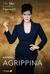 The Metropolitan Opera: Agrippina ENCORE Movie Poster