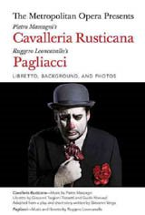 The Metropolitan Opera: Cavalleria Rusticana/Pagliacci Movie Poster