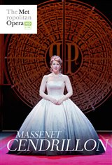 The Metropolitan Opera: Cendrillon Movie Poster