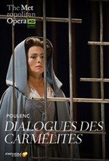 The Metropolitan Opera: Dialogues des Carmélites Movie Poster