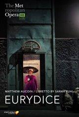 The Metropolitan Opera: Eurydice Movie Poster