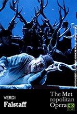The Metropolitan Opera: Falstaff Movie Poster