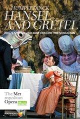 The Metropolitan Opera: Hansel and Gretel Encore Large Poster