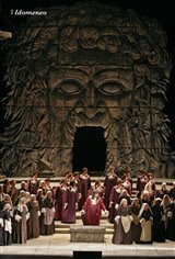 The Metropolitan Opera: Idomeneo Movie Poster