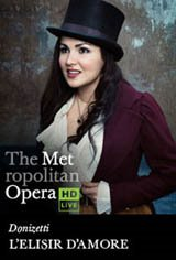 The Metropolitan Opera: L'Elisir d'Amore (2012) Movie Poster