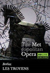 The Metropolitan Opera: Les Troyens Movie Poster
