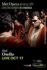 The Metropolitan Opera: Otello Movie Poster