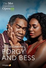 The Metropolitan Opera: Porgy and Bess (2020) - Encore Movie Poster