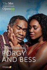 The Metropolitan Opera: Porgy and Bess ENCORE Movie Poster