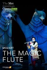 The Metropolitan Opera: The Magic Flute Holiday Encore Movie Poster