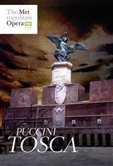 The Metropolitan Opera: Tosca Movie Poster