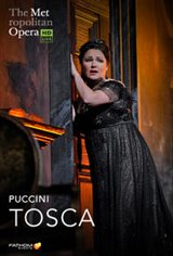 The Metropolitan Opera: Tosca (2020) - Encore Movie Poster